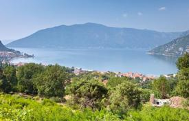 Coastal development land for sale in Kotor (city). This urbanized 11026 m² land is located in Risan