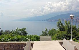 Residential for sale in Croatia. Superb villa in a charming tourist place Volosko