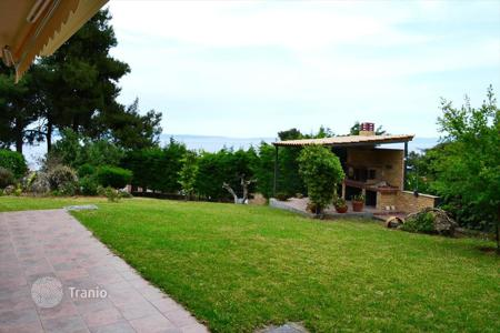 3 bedroom houses by the sea for sale in Administration of Macedonia and Thrace. Detached house – Kassandreia, Administration of Macedonia and Thrace, Greece