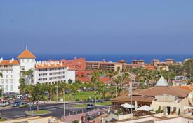 Coastal residential for sale in Tenerife. Apartments with furniture, with a terrace, in a residence with a pool, on the seashore, Tenerife, Spain