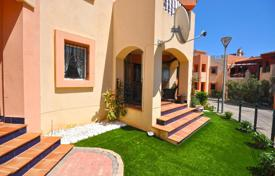 Residential for sale in Valencia. Comfortable furnished apartment with a private garden in a gated community with a parking and a pool, Punta Prima, Spain
