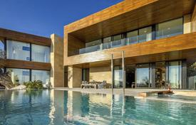 Luxury 6 bedroom villas and houses to rent in Spain. Spacious furnished villa with terraces, an infinity pool, a garage and an elevator, Jesus, Ibiza, Spain
