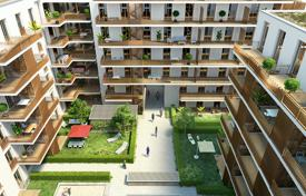 3 bedroom apartments for sale in Germany. Comfortable apartment with a loggia, in a new residential complex, Frankfurt, Germany