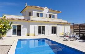 4 bedroom houses for sale in Faro. Modern and attractive 4 bed Villa with pool and sea views near Vila Nova de Cacela