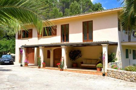 5 bedroom houses for sale in Puigpunyent. Detached house – Puigpunyent, Balearic Islands, Spain