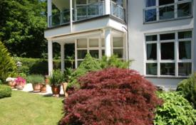 Apartments for sale in Grünwald. Two-storey apartment with a winter garden and a terrace, Grunwald, Bavaria, Germany
