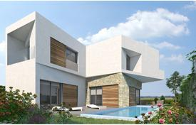 Houses for sale in Costa Blanca. Modern 4 bedroom villa in exclusive area of Benidorm