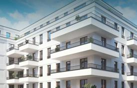 New homes for sale in Schöneberg. Two-room apartment with a loggia in a new residence in a prestigious neighbourhood in the city center, near U-Bahn, Schöneberg, Berlin