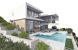 Stylish villa with a terrace, a pool and a garden on the sea shore, Sevid, Splitsko-Dalmatia County, Croatia for 1,350,000 €