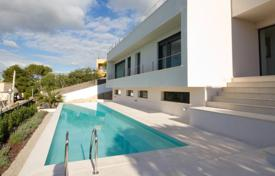 Luxury 5 bedroom houses for sale in Ibiza. Contemporary villa in the heart of Talamanca