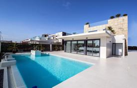Property for sale in Dehesa de Campoamor. Designer villa with private swimming pool and sea views in Campoamor
