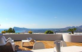 Apartments with pools for sale in Altea. Apartment – Altea, Valencia, Spain