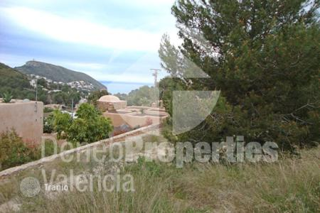 Land for sale in Moraira. Development land - Moraira, Valencia, Spain