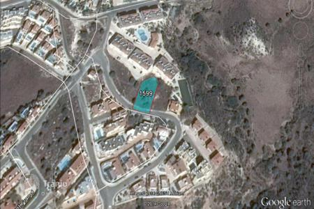 Cheap development land for sale in Paphos. Plot in Peyia