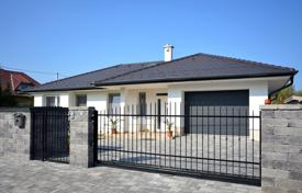 3 bedroom houses from developers for sale overseas. New detached house 800 m from the shore of Lake Balaton