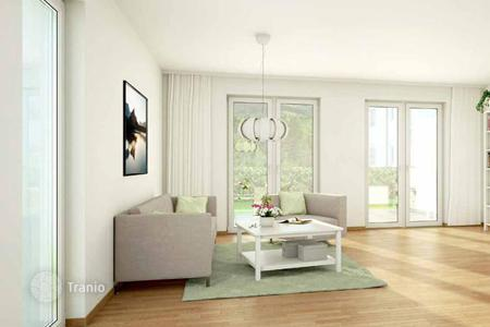 Apartments for sale in Freiburg. Two-bedroom apartment with private garden in new building on the banks of the River Dreisam, Freiburg, Germany