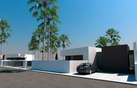 Houses with pools for sale in Algorfa. Designer detached villa in La Finca Golf, Algorfa