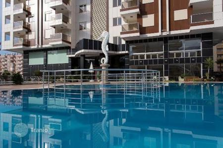 Apartments from developers for sale overseas. Duplex 100 meters from the beach in Mahmutlar