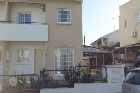 Townhouses for sale in Nicosia. 3 Bedroom Semi Detached House in Strovolos