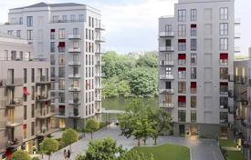 1 bedroom apartments for sale in Charlottenburg. New one-bedroom apartment with a garden on the banks of the river Spree, Charlottenburg, Berlin, Germany