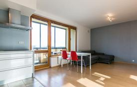 1 bedroom apartments for sale in Praha 5. Bright apartment with a front garden and a parking, Prague, Czech Republic