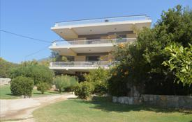Houses with pools by the sea for sale in Loutraki. Detached house – Loutraki, Administration of the Peloponnese, Western Greece and the Ionian Islands, Greece