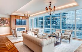 Modern apartment in a guarded bayfront condominium with a dock, Baltimore, USA for $2,200,000