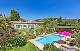 Luxury property for sale in Opio. Cannes Backcountry — Panoramic view