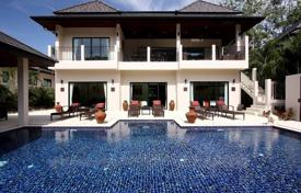 Villas and houses for rent with swimming pools in Rawai. This property located at Nai Harn in walking distance to the beach