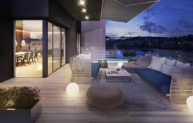 Apartments for sale in Praha 7. Apartment with a balcony in a newly built residential complex, Prague, Czech Republic