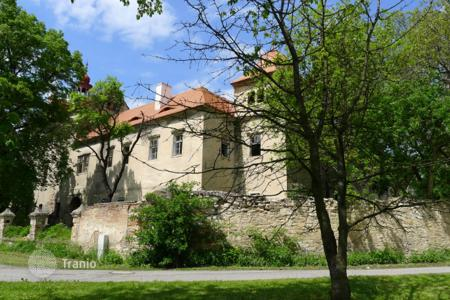 Property for sale in Usti nad Labem Region. XIV century castle with a plot of land in the village of Encovany, Czech Republic