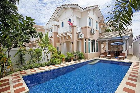 4 bedroom villas and houses to rent in Pattaya. Townhome – Pattaya, Chonburi, Thailand