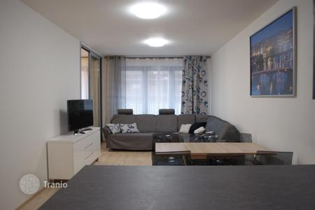New homes for sale in Praha 3. Three bedroom furnished apartment in a new residential complex in the center of Prague 3, Czech Republic