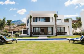 New contemporary style villa, New Andalusia, San Pedro Alcantara, Spain for 1,995,000 €