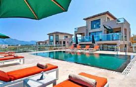 Two luxury villas with panoramic sea views and a tennis court, Chania, Crete, Greece for 1,550,000 €