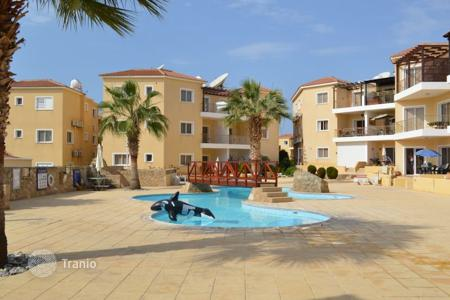 1 bedroom apartments for sale in Paphos. Furnished apartment in a prestigious area of Paphos — Universal