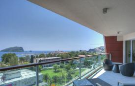 Modern apartment with three terraces and sea views, near the beach and the city center, Budva, Montenegro for 695,000 €