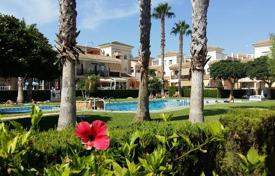 Cheap townhouses for sale in Spain. Beautiful townhouse with pool and garage close to the beach, Orihuela Costa