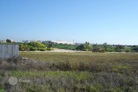 Property for sale in Dromolaxia. Building Plot