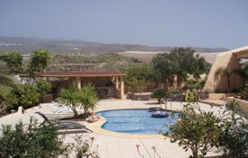 Houses with pools for sale in Canary Islands. Villa – Tijoco Bajo, Canary Islands, Spain