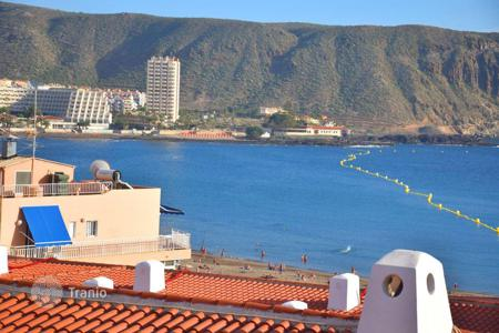 Hotels for sale in Canary Islands. Pension near the beach, in the center of the city of Los Cristianos, Tenerife, Spain