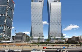 Property for sale in Israel. Office space in the elite business complex of Tel Aviv, Israel
