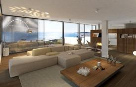 3 bedroom apartments for sale in Catalonia. Penthouse with a panoramic terrace, in a new residential complex with a pool, Platja d'Aro, Spain