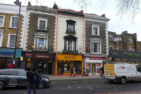 Investment projects for sale in Europe. PRIME REVERSIONARY FREEHOLD MIXED USE INVESTMENT