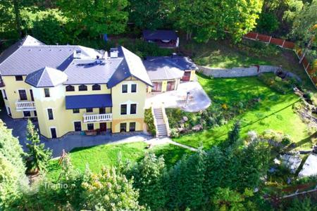Luxury residential for sale in Karlovy Vary Region. Villa – Marianske Lazne, Karlovy Vary Region, Czech Republic