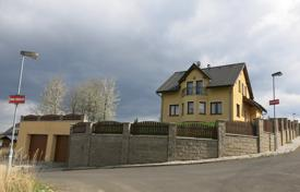 4 bedroom houses for sale in Karlovy Vary Region. Modern house with a garden and a garage, Jenišov, Karlovy Vary region, Czech Republic