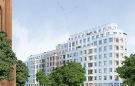 1 bedroom apartments for sale in Germany. Comfortable apartment with a terrace, in an elite residence, next to Potsdamer Platz, Schöneberg, Berlin