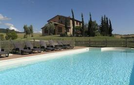 Furnished villa in a traditional style, Castellina Marittima, Tuscany, Italy for 950,000 €