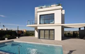 High class villas with a swimming pool and a sea view in Dehesa de Campoamor, Alicante, Spain for 682,000 €