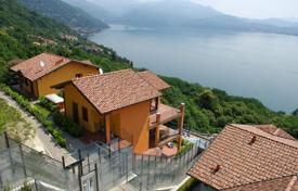 Apartments with pools for sale in Italy. The favorable investment proposal! 2-bedroom apartments with terrace, private garden and panoramic views of Lake Maggiore, in Giffa, Italy
